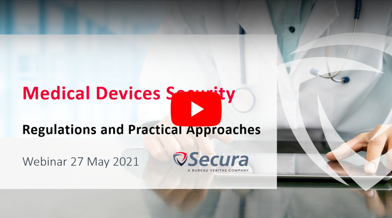 Medical devices past webinar