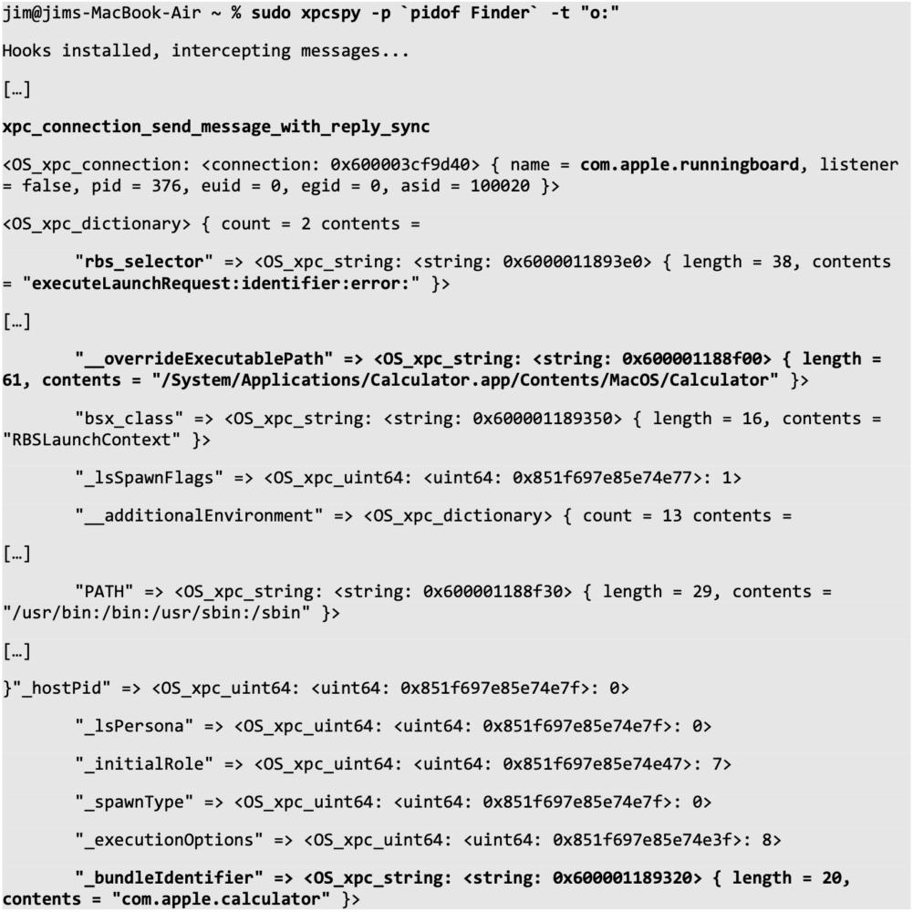 Secura Blog i OS pentesting apps 1