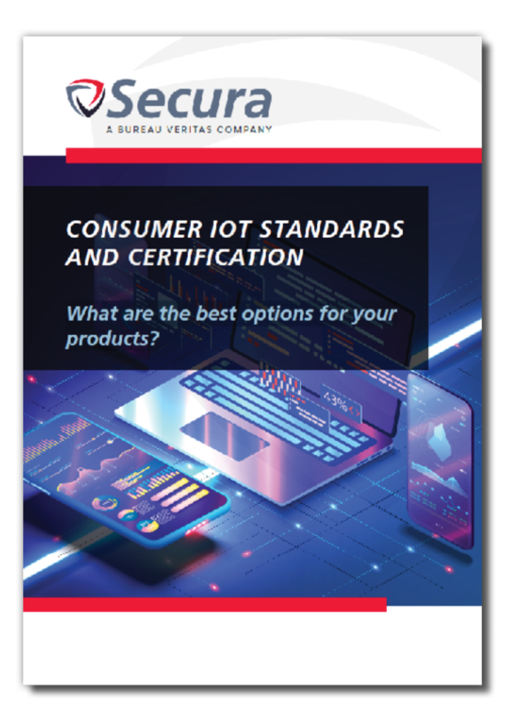 White paper thumnail Consumer Io T products
