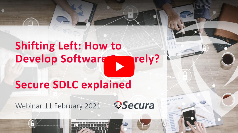 Youtube SDLC webinar