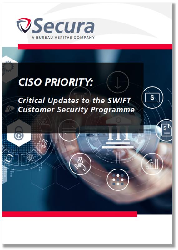 CISO priority SWIFT WP thumbnail