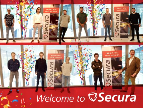 Secura New colleagues